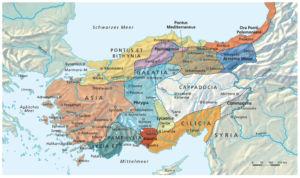 Hadrian und Kleinasien