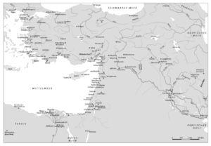 Kleinasien, Levante und Naher Osten