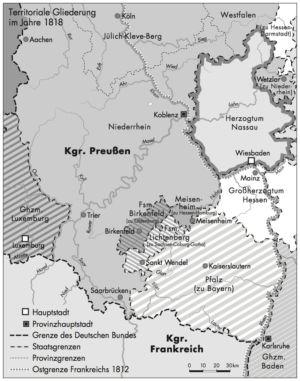 Rheinland-Pfalz 1818