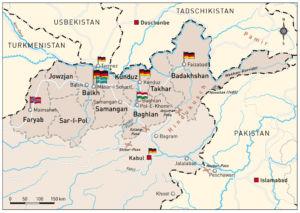 Norden von Afghanistan