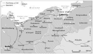 Flucht von Danzig nach Berlin