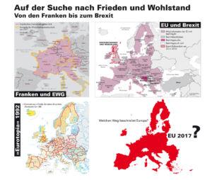 Europa auf der Suche nach Frieden und Wohlstand
