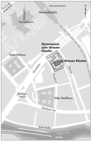 Graues Kloster in Berlin
