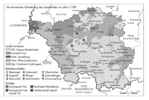 Saarland 1789
