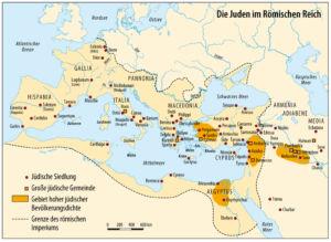 Juden im Römischen Reich