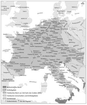 Frankenreich 800 (Karl der Große)