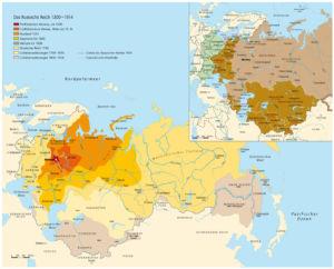 Russisches Reich 1300 bis 1914