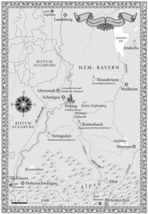 Herzogtum Bayern im 17. Jahrhundert