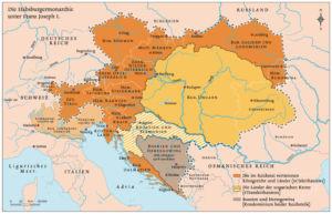 Habsburgermonarchie unter Franz Joseph I. 1867