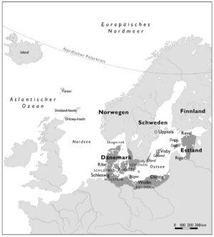 Dänen im 12. Jahrhundert