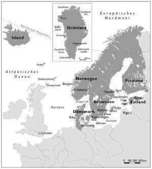 Skandinavien 1397 bis 1520