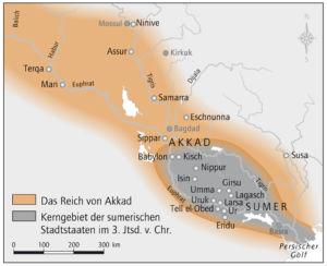 Reich von Akkad