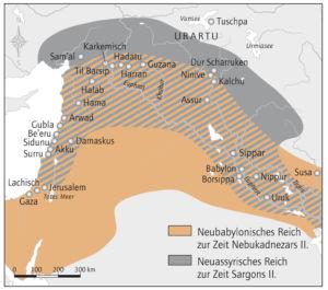 Neubabylonisches und Neuassyrisches Reich