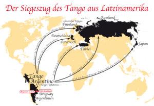 Tango in der Welt