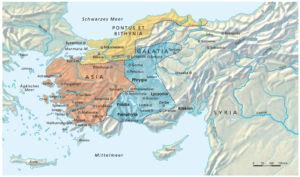 Kleinasien in der Antike