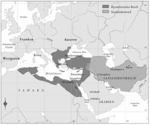 Sassaniden und Byzantinisches Reich