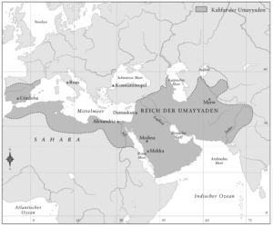 Kalifat der Umayyaden
