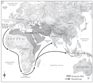 Handelswege und die Islamische Welt
