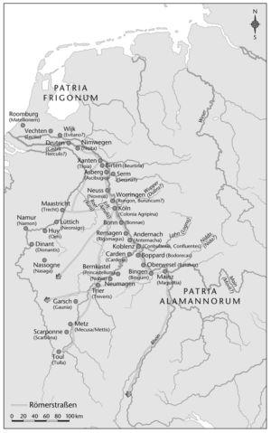 Franken am Rhein