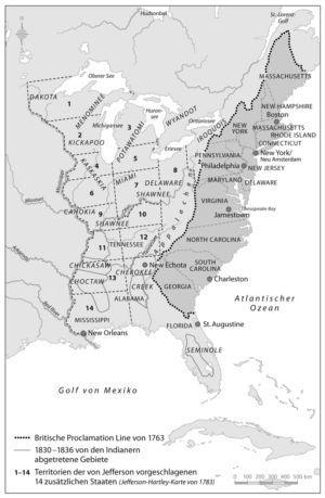 Amerika 1776