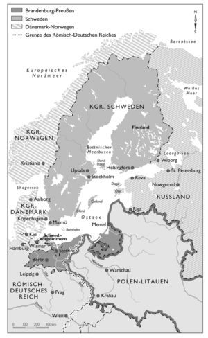 Ostseeraum 1721