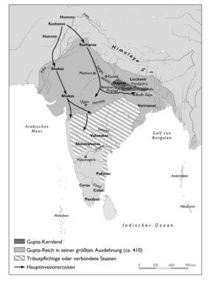 Gupta in Indien