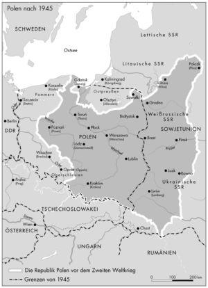 Polen 1945
