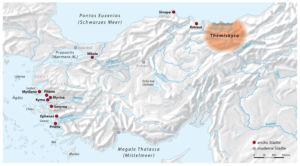 Amazonen in Themiskyra