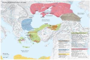 Amazonenmythen in der Antike