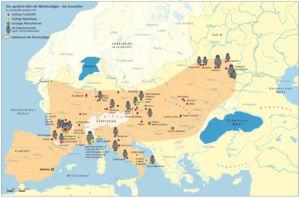Mammutjäger in Europa