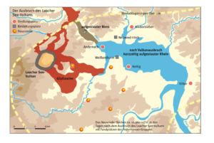 Laacher See-Vulkan