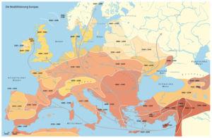 Neolithisierung Europas