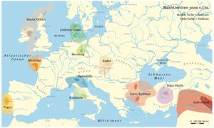Neolithisierung 3000 v. Chr.