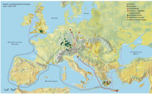Tausch- und Reiseverkehr in der Bronzezeit