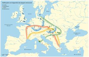 Waffenopfer in der jüngeren Bronzezeit