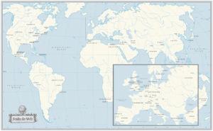 Städte in der Welt
