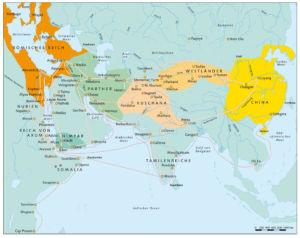 Asien in der Antike