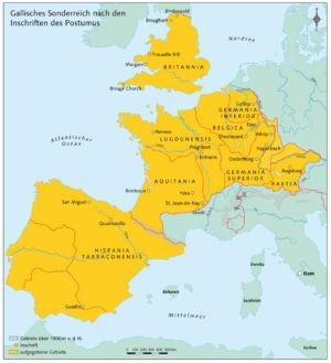 Gallisches Sonderreich