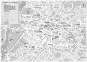 Berlin – Orte des Kalten Krieges