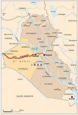 Irak 2008