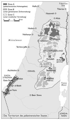 Palästinensische Staat