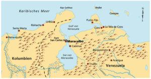 Maracaibo in Venezuela