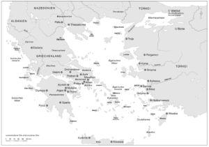 Griechenland und Kleinasien