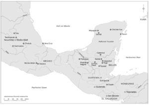 Mittelamerika in der Antike