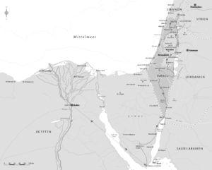 Ägypten und Israel