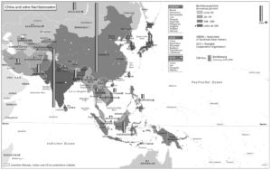 China und seine Nachbarn