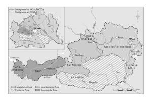 Österreich und Wien nach dem Zweiten Weltkrieg