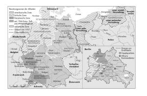 Deutschland und Berlin nach dem Zweiten Weltkrieg