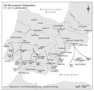 Reconquista in Spanien