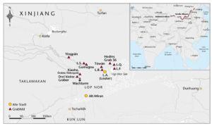 Xinjiang und Seidenstraße